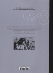 Verso de Les grands Classiques de la Bande Dessinée érotique - La Collection -6644- Druuna - tome 7 La Planète oubliée