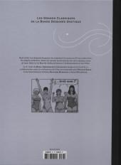 Verso de Les grands Classiques de la Bande Dessinée érotique - La Collection -6771- Dodo Chroniques d'une maison close - tome 2