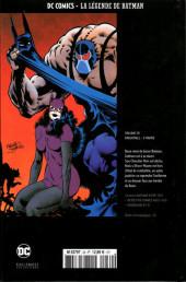 Verso de DC Comics - La légende de Batman -3022- Knightfall - 3e partie