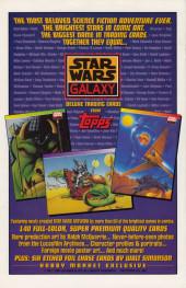 Verso de Jack Kirby's Secret City Saga (Topps comics - 1993) -0- Jack Kirby's Secret City Saga #0