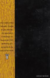 Verso de Clash (1991) -1- A Man Without Limits