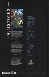 Verso de Injustice 2 -2- Tome 2