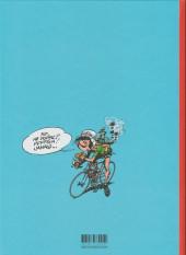 Verso de Gaston (Sélection) -7- Lagaffe champion !