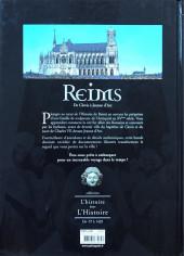 Verso de Reims -1- De Clovis à Jeanne d'Arc - De -57 à 1429