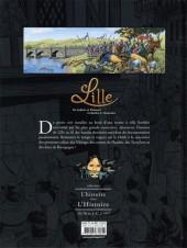 Verso de Lille (Mosdi) -1- De Lydéric et Phinaert à Charles le Téméraire - De 58 av. J.-C. à 1477