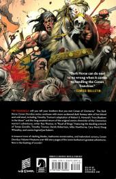 Verso de Conan the Cimmerian (2008) -OMN4- Mercenaries and madness