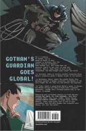 Verso de Batman International