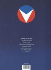 Verso de Michel Vaillant - Nouvelle saison -7- Macao
