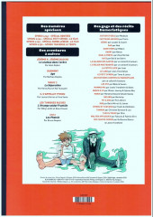 Verso de (Recueil) Spirou (Album du journal) -353- Spirou album du journal