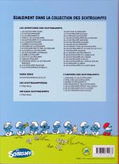Verso de Les schtroumpfs -17d2017- Le schtroumpfeur de bijoux