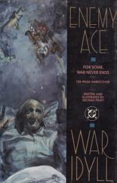 Verso de Enemy Ace Special (1990) -1- Enemy Ace Special #1