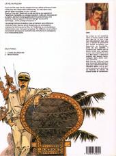 Verso de Capitaine Sabre -1- Le vol du Pélican