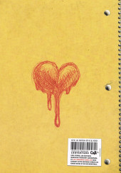 Verso de Moi, ce que j'aime, c'est les monstres -HS- Moi, ce que j'aime, c'est mon Blemmy