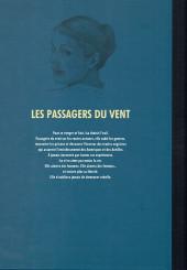 Verso de Les passagers du vent -8TT- Le sang des cerises - Livre 1
