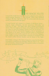Verso de Night Music (1984) -9- The Magic Flute Book One
