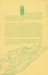 Verso de Night Music (1984) -10- The Magic Flute Book Two