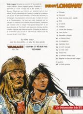Verso de Buddy Longway -1Ind- Chinook