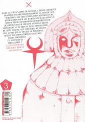Verso de Iron Hammer Against the Witch -1- La revanche des sorcières