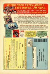 Verso de The amazing Spider-Man Vol.1 (Marvel comics - 1963) -76- The Lizard Lives!