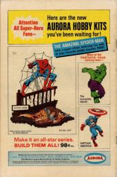 Verso de The amazing Spider-Man Vol.1 (Marvel comics - 1963) -44- Where Crawls the Lizard!