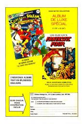 Verso de L'Étonnant Spider-Man (Éditions Héritage) -103104- Chasse à l'homme!