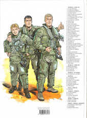 Verso de Buck Danny -56- Vostok ne répond plus