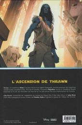 Verso de Star Wars - Thrawn