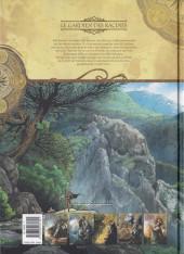 Verso de Elfes -22- Le Gardien des racines