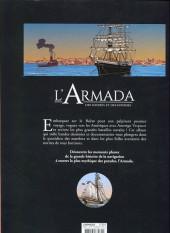 Verso de L'armada -1- Des navires et des hommes