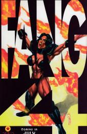 Verso de Fang: Testament (1996) -3- Fang: Testament #3