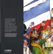 Verso de (AUT) Boucq -1TT- San-Antonio - Artbook Boucq-Dard