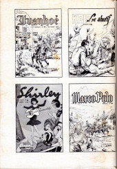 Verso de Lancelot (Mon Journal) -23- Mission à Tintagel