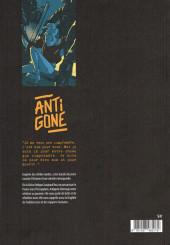 Verso de Antigone (Jop.) - Antigone