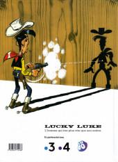 Verso de Lucky Luke -32g18- La Diligence
