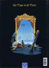 Verso de De Cape et de Crocs -6- Luna Incognita