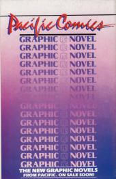 Verso de Pathways to Fantasy (1984) -1- Pathways to Fantasy #1