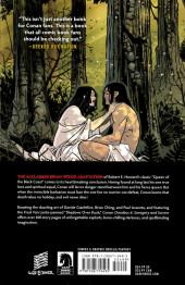 Verso de Conan the Barbarian (2012) -OMN6- Savagery and Sorrow