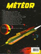 Verso de Météor (Intégrale) -12- La planète des fusée perdues