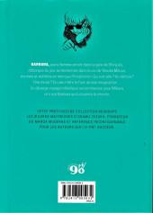 Verso de Barbara (Tezuka) -INT- Intégrale