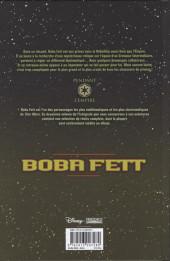 Verso de Star Wars - Boba Fett -INT2- Intégrale II