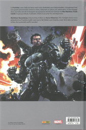 Verso de Punisher Legacy -1- War Machine
