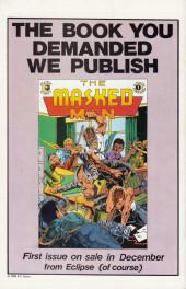 Verso de Berni Wrightson Master of The Macabre (1983) -5- Berni Wrightson Master of the Macabre #5
