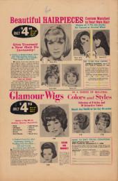 Verso de Career Girl Romances (1964) -45- Career Girl Romances #45