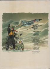 Verso de Tanguy et Laverdure -5a1968- Mirage sur l'Orient