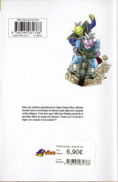 Verso de Dragon Ball Super -5- Adieu Trunks