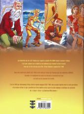 Verso de Les aventures d'Alef-Thau -INT2- Intégrale 2