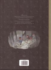 Verso de Les carnets de Cerise -1a17- Le Zoo pétrifié