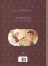Verso de Les carnets de Cerise -2a16- Le Livre d'Hector