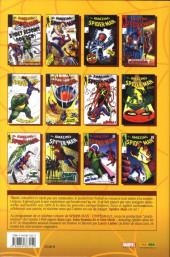 Verso de Spider-Man (L'Intégrale) -6INT- Spider-Man : L'Intégrale 1968