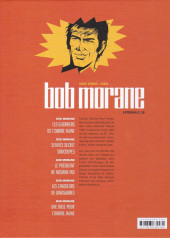 Verso de Bob Morane 10 (Intégrale Le Lombard) -10- Intégrale 10